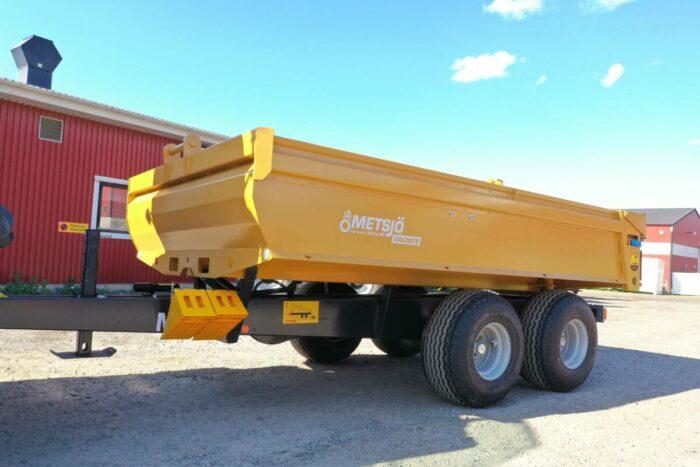 MetaE 8.E – ny dumpervagn för entreprenad