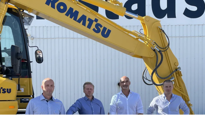 Maskin Väst och Söderberg & Haak återupptar samarbetet