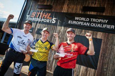 Ferry Svan klar för World Trophy 2022