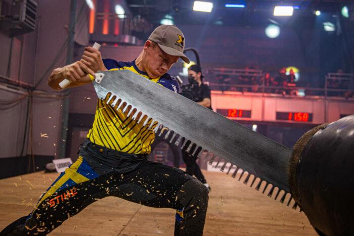 En nöjd Ferry Svan slutade som fyra i VM