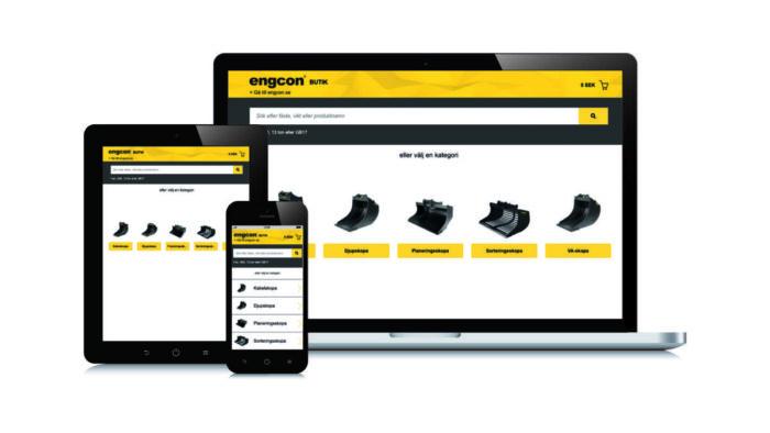Köp skopan via datorn i Engcons webbshop
